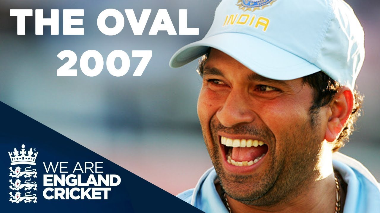 Final Over Drama At The Oval   England v India 2007 - Highlights
