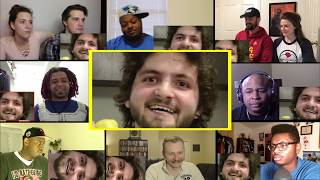 The Best Try not to laugh CHALLENGE 2 - by AdikTheOne REACTIONS MASHUP