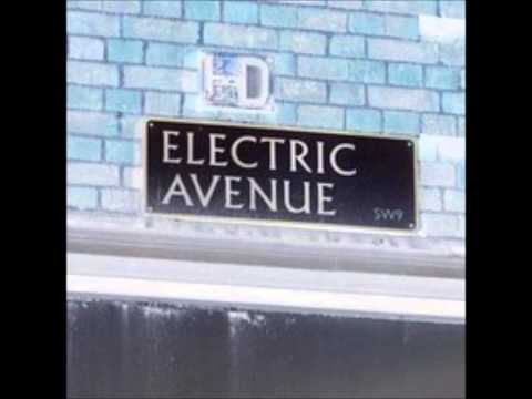 Eddie Grant (Electric Ave) - Wes Scribner House Remix