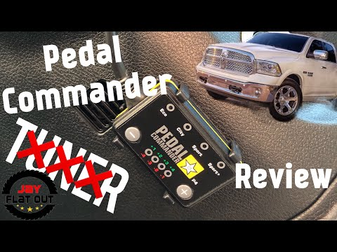 Pedal Commander Review - Realistic Tuner Replacement? Jay