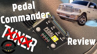 Pedal Commander Review - Realistic Tuner Replacement? Jay Flat Out