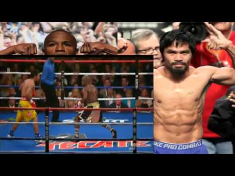 Floyd Mayweather vs Manny Pacquiao - Pelea Completa - Mayo 2015 - Parte 2