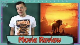 The Lion King (2019) - Movie Review
