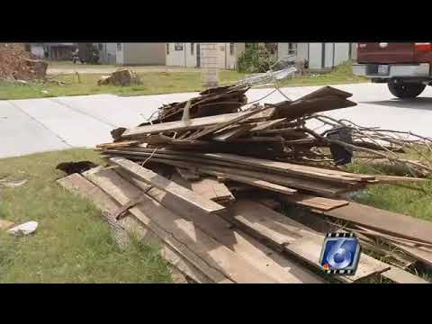 One month after Harvey communities still face long road to recovery