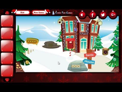 Christmas-gifts-santa-escape walkthrough games