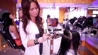 Ламинирование волос Sebastian. Сеть OLA