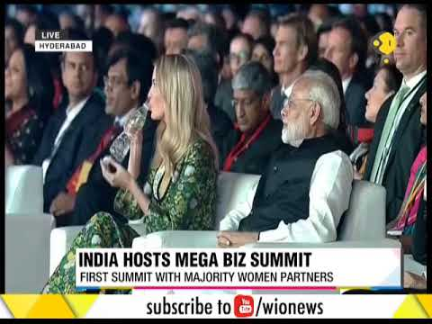 'Incredible India' pitch at Global Business Summit