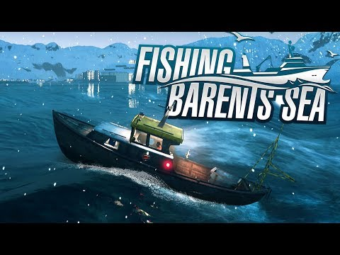 Fishing Barents Sea - Deep Sea Commercial Fishing Simulator! - Fishing Barents Sea Gameplay
