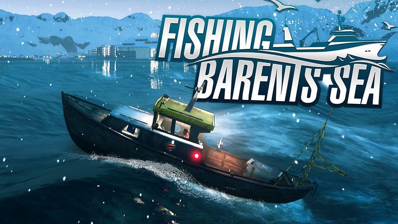 Fishing barents sea deep sea commercial fishing for Fishing boat games