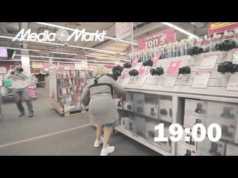 Акция Унести за 50 секунд - видео забега в Липецке