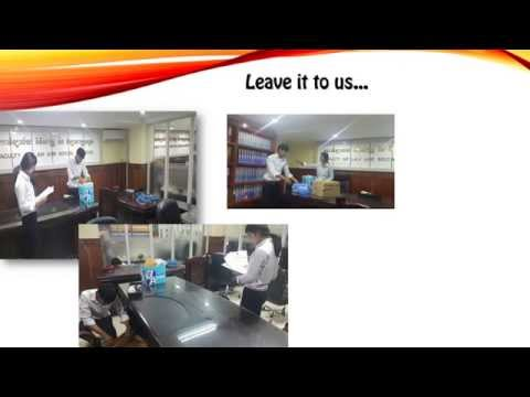 NBPC Cambodia 2015 : Office Management Service