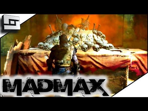 Mad Max Gameplay - OUR DAILY BREAD! ( Walkthrough ) Part 32