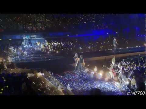 [HD Fancam] 121214 Big Bang - Feeling + High High @ Wembley Arena, London