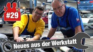 6 neue Glühkerzen für Holgers Audi Q5 - eine Zitterpartie mit viel Gefühl und Schlagschrauber!