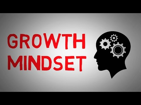 Growth Mindset by Carol Dweck (animated book summary) – Growth Mindset and Fixed Mindset