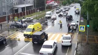 Дагомыс Батумское шоссе поворот на мимозу 2016 06 04 17 02(Дагомыс, Батумского шоссе поворот к микрорайону