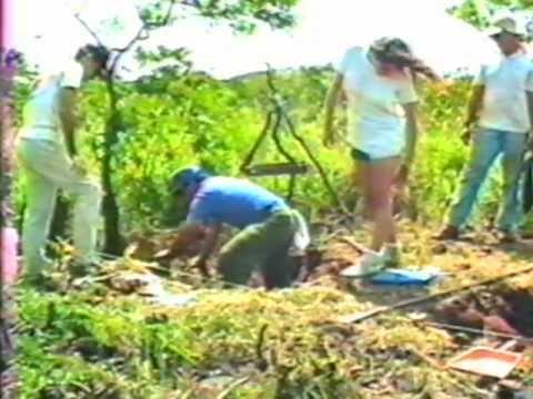 Archaeology on Kaua'i  (Punavision - June 1990)