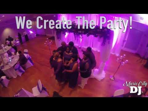 The Music City Djs Wedding Promo