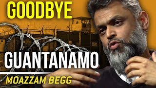 MY RELEASE DAY FROM GUANTANAMO BAY - Moazzam Begg