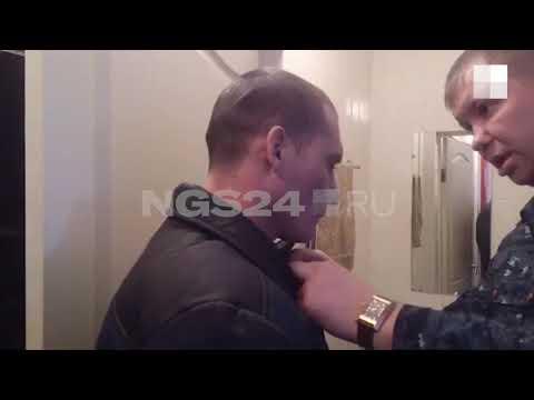 Сотрудник ГУФСИН унижает осуждённого | NGS24.ru