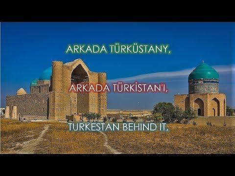 Bady sabany görsem - Türkmen Türküsü Mahtumkulu, Turkmen Song- English Subtitles. Türkmençe aýdymy