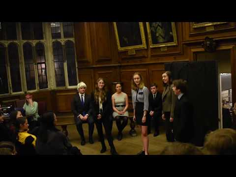 The Sound of Brexit - Brasenose Hilary 2018 Musical