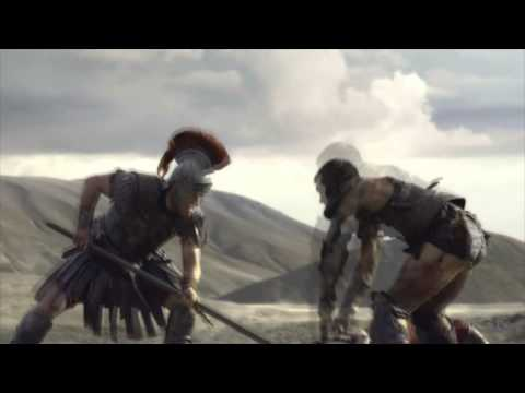 Spartacus War of the Damned -  the final battle - Glitch Mob - Bad Wings