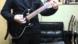スペシャルユニット「MKD with H」のためのギター練習。本番が早まるか...