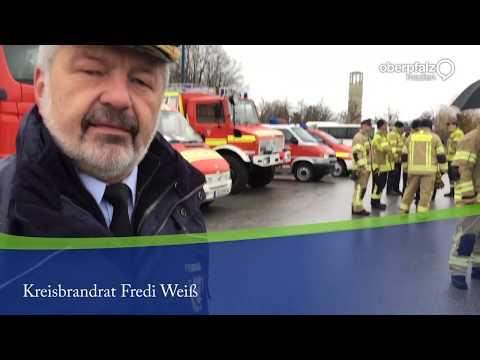 Amberg-Sulzbacher Feuerwehr hilft Berchtesgaden