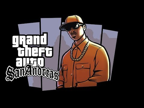 #22 GTA: San Andreas (Стрим) - Прощайте, Эдди Пуласки и Марко Фарелли