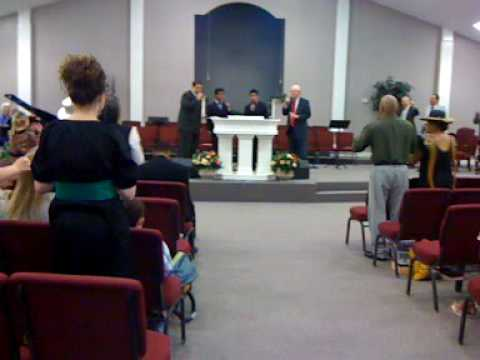 Men's Quartet - United Pentecostals of Copperas Cove