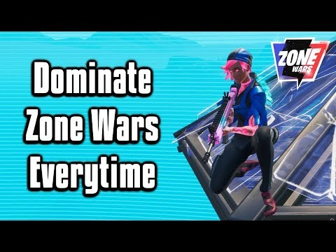 The Key To Dominating Zone Wars! - Fortnite Battle Royale