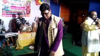 Satojanomer kato sadhana by sanojit mondal live performance