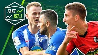 Fakt ist..! Hertha mit Rekordstart! Dortmund im Glück! Bundesliga Rückblick 4. Spieltag 2018/19