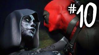 "Deadpool Gameplay Walkthrough Part 10 ""OHH DEATH!"" (Deadpool PS3/Xbox 360/PC)"