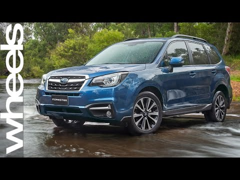 Subaru Forester Review | New Car Reviews | Wheels Australia