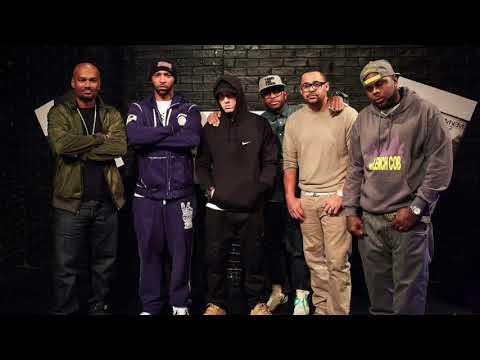 Eminem & Slaughterhouse -106 & Park Backroom Freestyle (2013)
