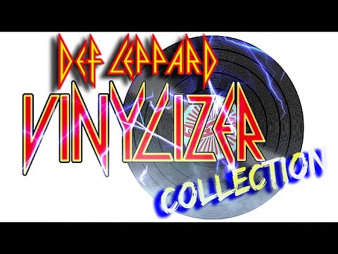 DEF LEPPARD - MY LARGE COLLECTION