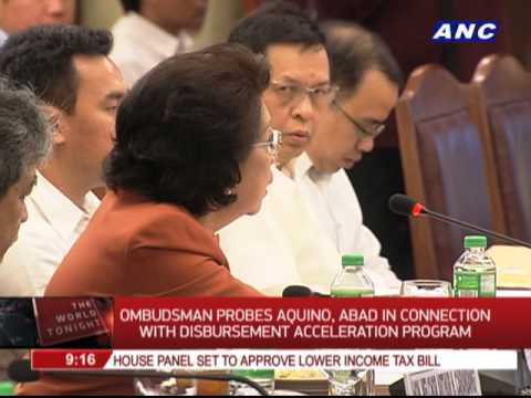 Ombudsman: Probe into Malampaya Fund continues