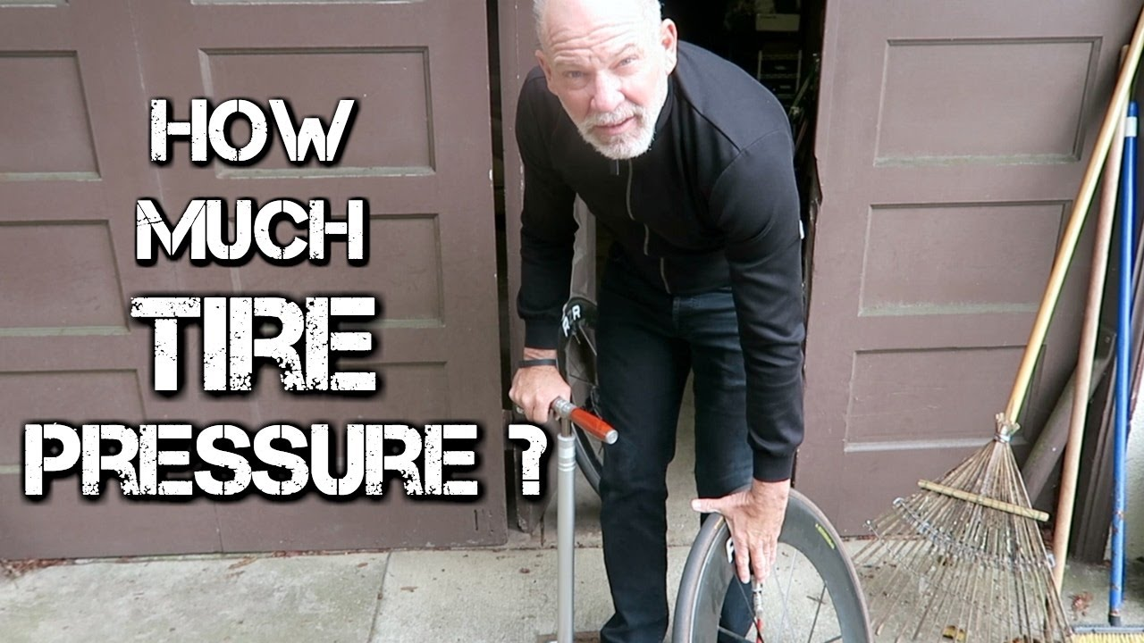 how much tire pressure do i ride with youtube. Black Bedroom Furniture Sets. Home Design Ideas
