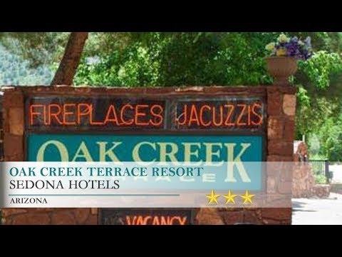 Oak Creek Terrace Resort Hotel Sedona Arizona