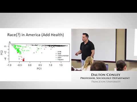 Dalton Conley: Using Genetic Data in Sociology