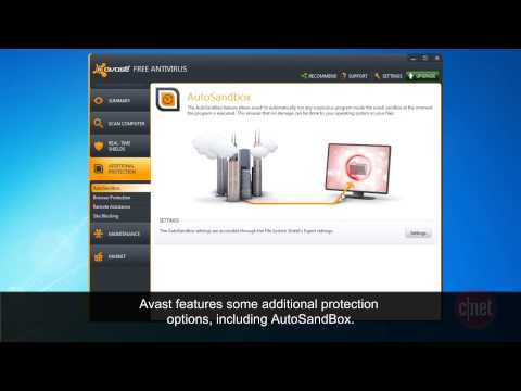 Avast Free Antivirus - Protect Your Computer From Viruses And Spyware - Download Video Previews