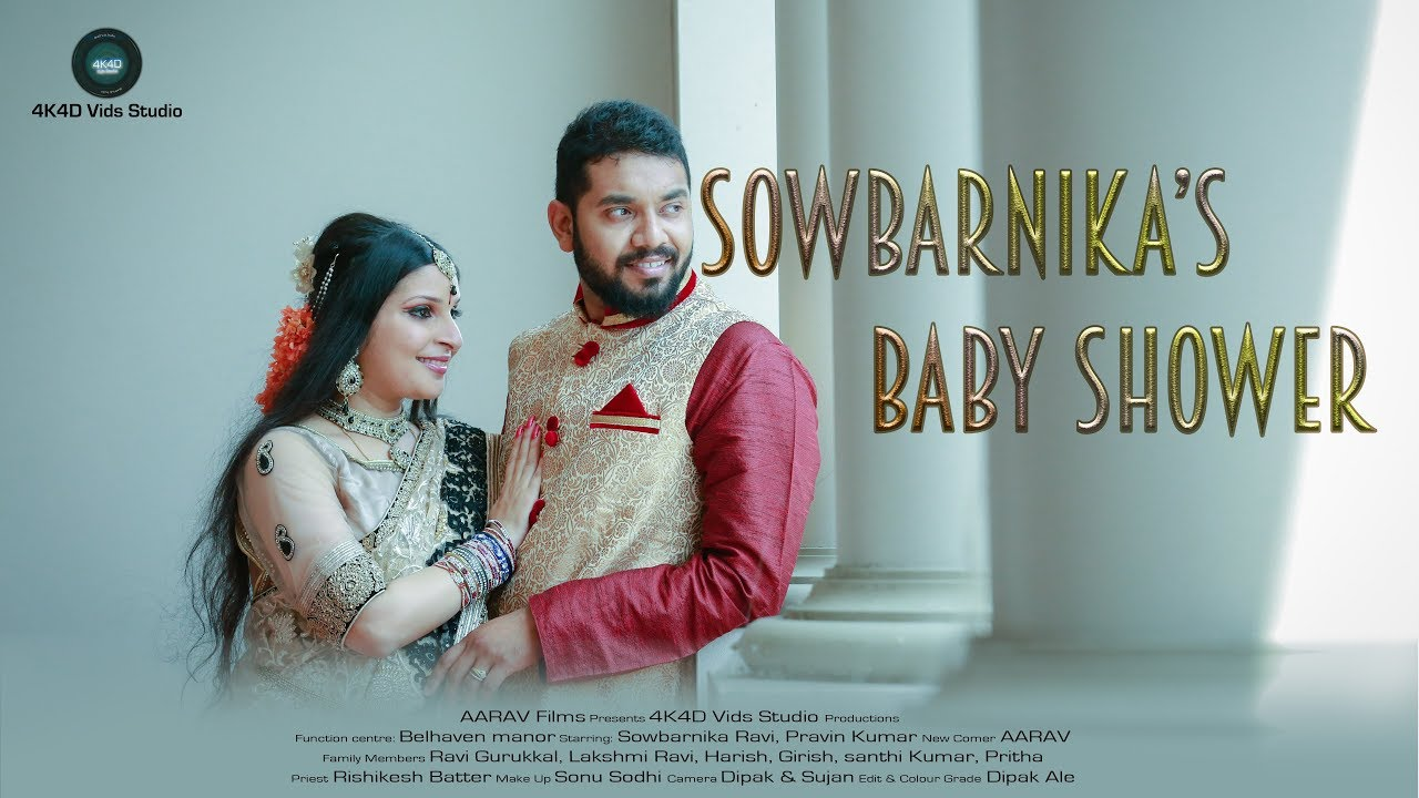 Sowbarnika S Baby Shower Indian Baby Shower In Sydney 2017 Youtube