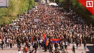 Премьер-министр Армении Серж Саргсян подал в отставку