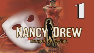 Nancy Drew 14: Danger by Design [01] w/YourGibs - CRAZY FASHION IN PARIS - OPENING - Part 1