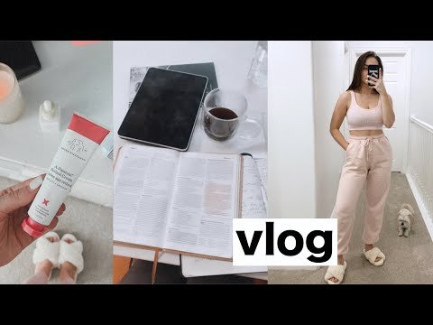 """VLOG: Why I Dont Care About Being """"extra Productive"""" Right Now & Melissa Wood Health Work Outs"""