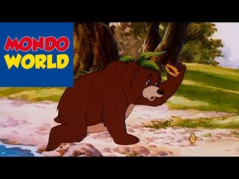 Vidéo SIMBA LE ROY LION - L'épisode complet - Rôle de Baloo