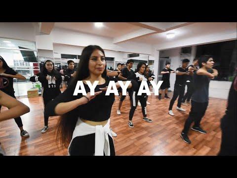AY AY AY - Qpark / Alex Alvarez Choreography