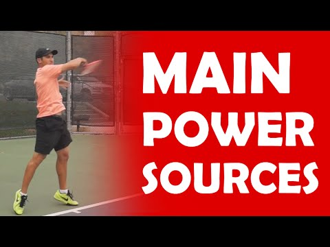 The 4 Main Sources of Power - POWER SOURCES - 동영상